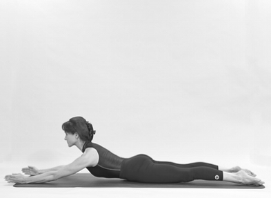 Pilates in Hamburg Poppenbüttel - Studio Pi Body and Mind Matte Übungen